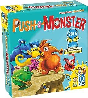 おしくらモンスター(Push a Monster)/Queen/2015年ドイツ年間子どもゲーム大賞最終ノミネート作