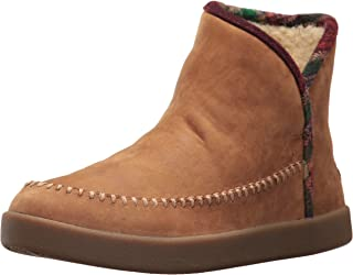 Sanuk Women's Nice Bootah Lx Ankle Bootie
