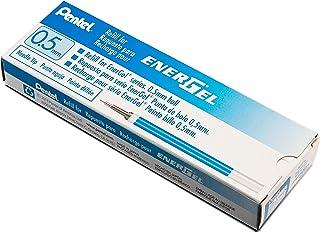 Pentel Refill Ink for EnerGel Liquid Gel Pen, 0.5mm, Needle Tip, Blue Ink, 1-Pack (LRN5-C)