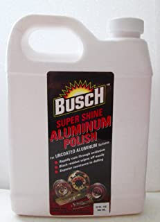 Busch Aluminum Polish Super Shine for uncoated Aluminum - 32oz