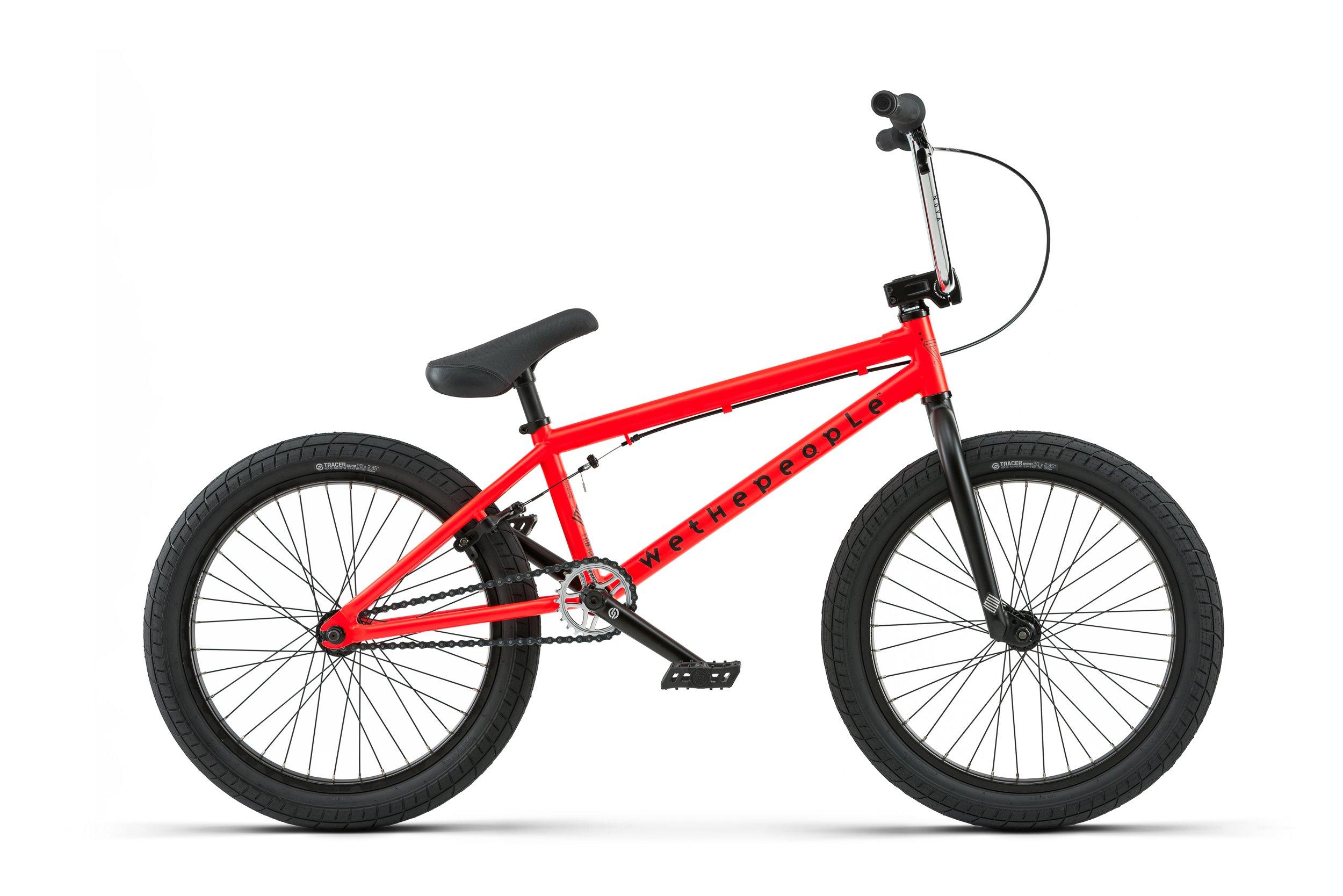 Wethepeople Nova Bicicleta BMX, Rojo, 20