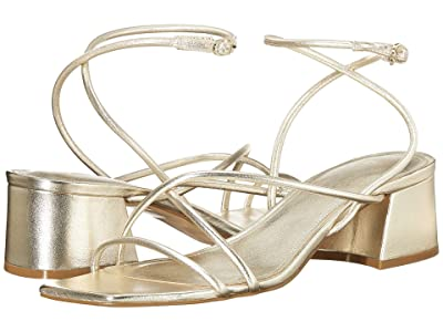 Marc Fisher LTD Jared (Gold Leather) Women