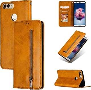 Case for Huawei Honor 9 Lite LLD-L21 Flip Leather TPU Silicone Fixing Case Cover 4