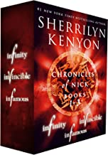Chronicles of Nick, Books 1-3: Infinity, Invincible, Infamous