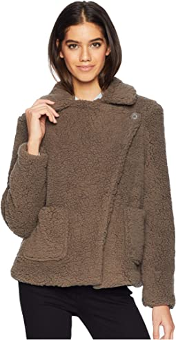 Speak Now Sherpa Jacket