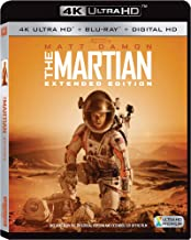 The Martian: Extended Edition (4K UHD & HD) (3-Disc)