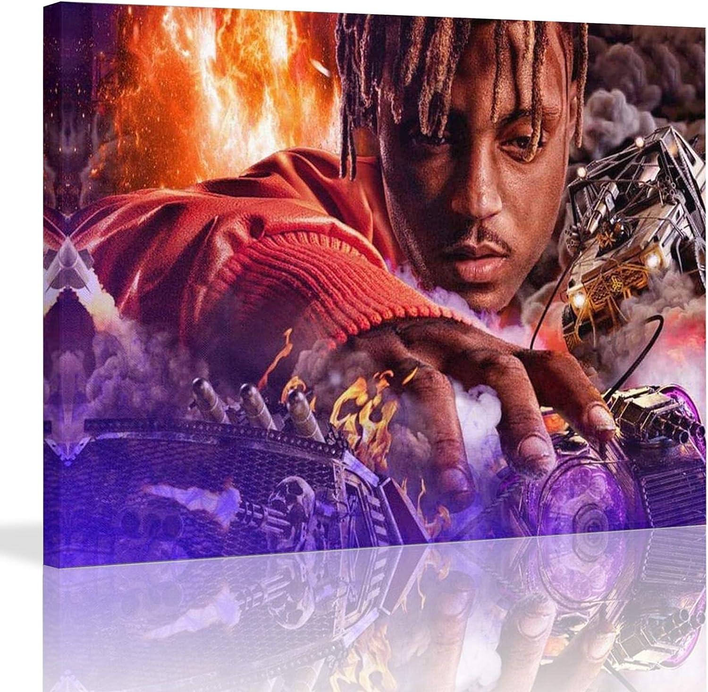 "Juice WRLD /""Legends Never Die/"" Art Music Album Poster HD Print 12/"" 16/"" 20/"" 24/"""