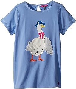 Joules Kids - Peter Rabbit Duck Graphic T-Shirt (Toddler/Little Kids/Big Kids)