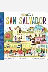 VÁMONOS: San Salvador (English and Spanish Edition) Board book