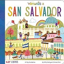 VÁMONOS: San Salvador (English and Spanish Edition)