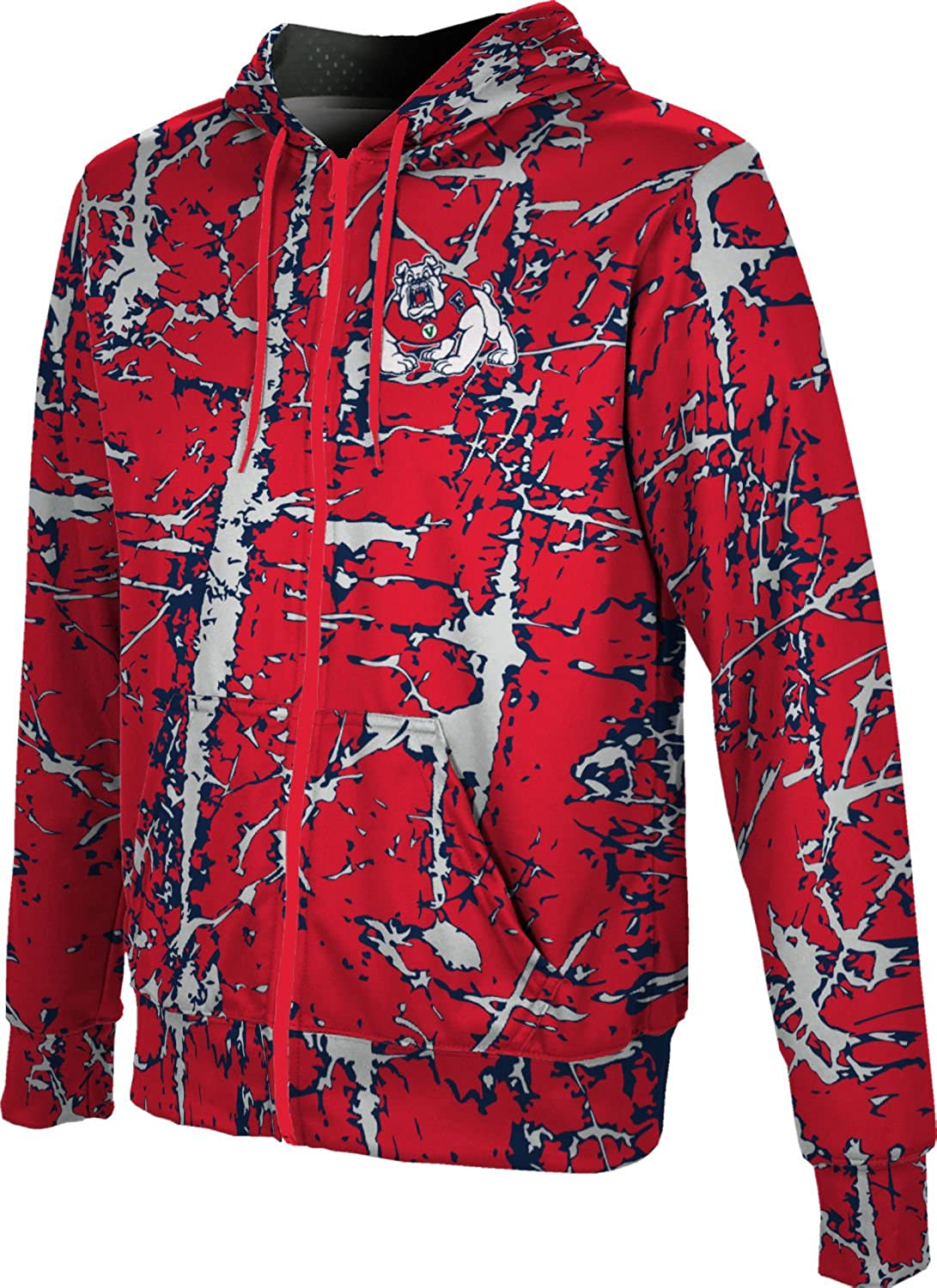 ProSphere Fresno Max 57% OFF State University Boys' Today's only Hoodie Zipper School Sp