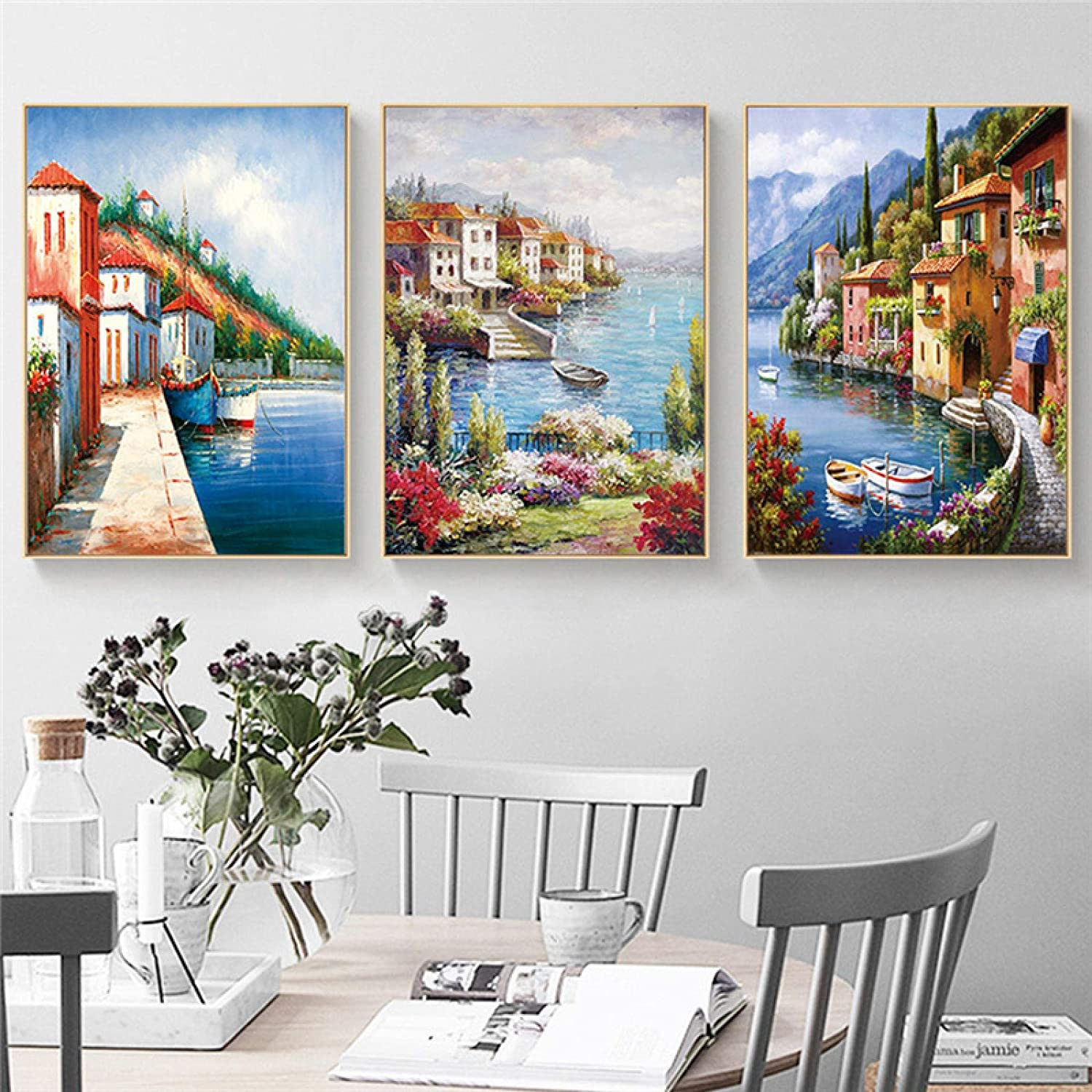famous latest Paintings Poster Canvas Wall Art Room Living Home Decor Pictures