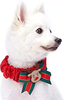 Blueberry Pet 20+ Patterns Christmas Festival Dog Collar Collection - Collars and Accessories for Dogs, Matching Lanyards for Pet Lovers