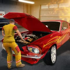 Car Mechanic Simulator 2018 - Service Station Game Features: 🔧Ultra driving skills test 🔧Park sports cars in fuel service station 🔧Multiple extreme furious sports cars to drive 🔧Challenging slots in car parking game 🔧Precision driving in service stat...