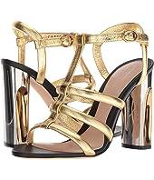 Alexander McQueen - Sculpted Heel Sandal