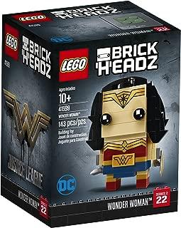 Best lego wonder woman brickheadz Reviews