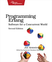 Programming Erlang: Software for a Concurrent World (Pragmatic Programmers) (English Edition)