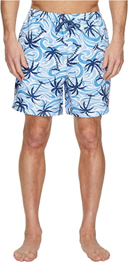 Vineyard Vines - Wave Palm Tree Chappy