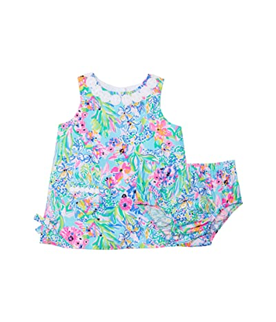 Lilly Pulitzer Kids Baby Lilly Shift Dress (Infant) Girl