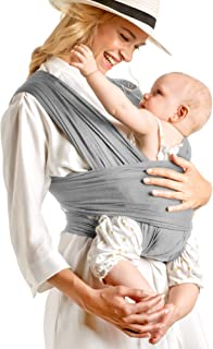 baby carrier that allows breastfeeding