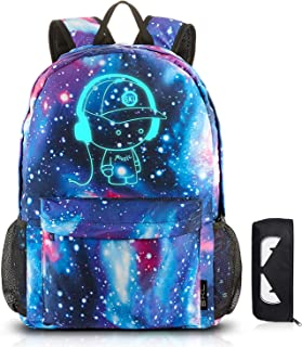 School Backpack Bookbag SKL Anime Cartoon Backpack Casual Daypack for Boys Girls Teenagers