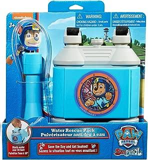 Nickelodeon Little Kids Paw Patrol Water Rescue Pack Sea Patrol Toy (Sea Blue)