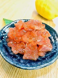 北海道産【鮭ルイベ漬け☆500g】 天然鮭といくらを特製醤油で漬け込んだ【北海道の美味しさ】濃厚な旨みをご堪能下さい!