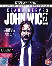 John Wick: Chapter 2 [4K Ultra HD + Blu-ray]