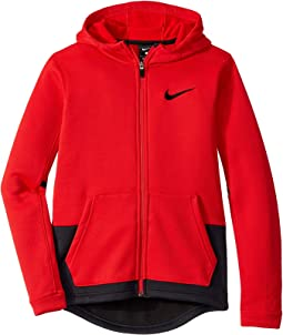 Nike Kids Mens Therma 1//2 Zip Hoodie Little Kids