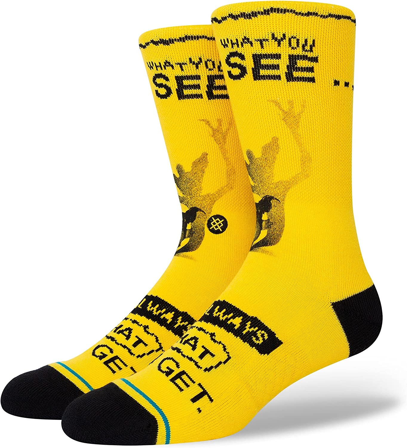 Stance What You Get Crew Socks