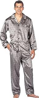 Satin Pajamas for Men - Silky Pajama Set for Men