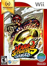 $40 » Wii Mario Strikers Charged (Nintendo Selects) - World Edition
