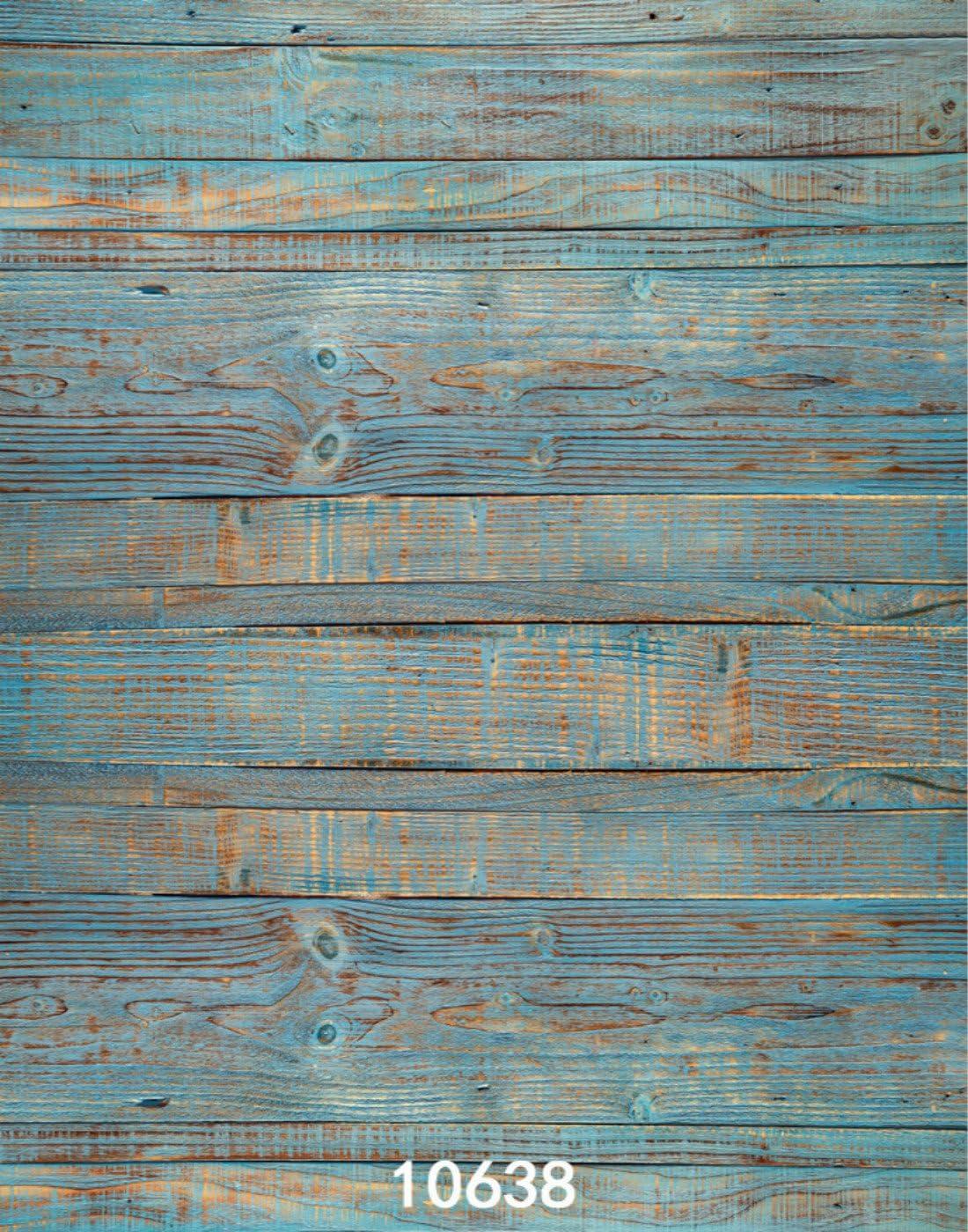 3X5FT-Retro Imitation Wood Photography Backdrops Children Decoration Background for Photo Studio
