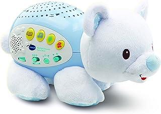 VTech Nursery 506903 Little Friendlies Starlight Sounds Polar Bear, Multi
