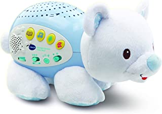 VTech Nursery 506903 Little Friendlies Starlight Sounds Polar Bear, Multi