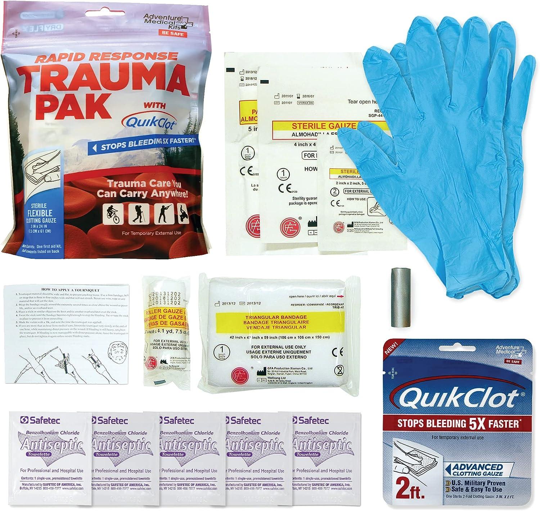 Adventure Medical Kits Light & Fast Adventure - Kit de Primeros Auxilios