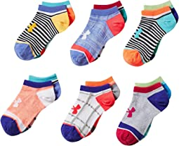 UA Essential Mix Master Socks (Little Kid/Big Kid)