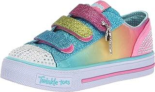 Skechers Kids' Shuffles-Stylin' Smiles Sneaker