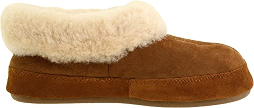 Walnut Brown Sheepskin