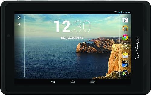 popular Verizon online Ellipsis 7 high quality 4G LTE Tablet, Black 7-Inch 8GB (Verizon Wireless) outlet online sale