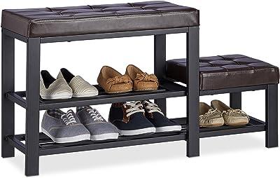 Umbra 318125-040 Organizador para Zapatos Imelda (2) Negro ...