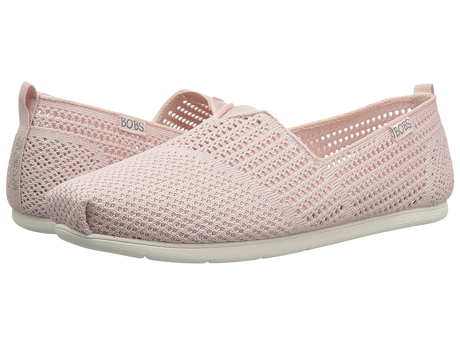 BOBS from SKECHERS Plush Lite - PeekAtmospheric grades have affordable shoes