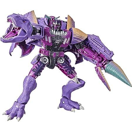 Transformers Toys Generations War for Cybertron: Kingdom Leader WFC-K10 Megatron (Beast) Figura de acción – Niños a Partir de 8 años, 7.5 Pulgadas