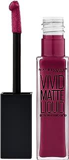 Maybelline New York Color Sensational Vivid Matte Liquid Lipstick, Smoky Rose, 0.26 fl. oz.