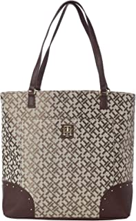 Tommy Hilfiger Tote Bag for Women - Brown