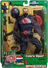 G.I. Joe vs. Cobra: Spy Troops - Cobra Viper Infantry 12 Inch Action Figure 1/6 Scale