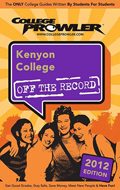 Kenyon College 2012 (English Edition)