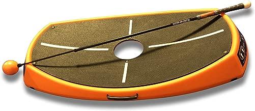 Orange Whip Golf Bundle, Trainer and Orange Peel