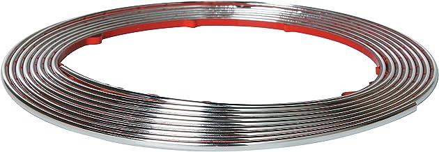Barra piatta adesiva 21 mm x 4 m Lampa 20883