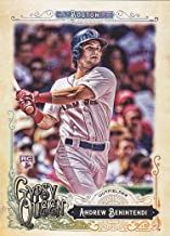 2017 TOPPS GYPSY QUEEN ANDREW BENINTENDI RC ROOKIE CARD